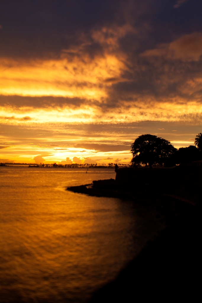 Sunset_OldSanJuan