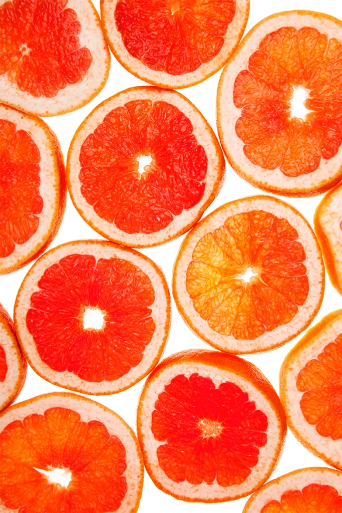 grapefruitsonwhite